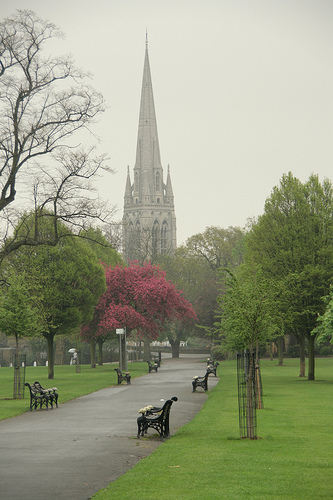 St Mary's Stoke Newington 2010